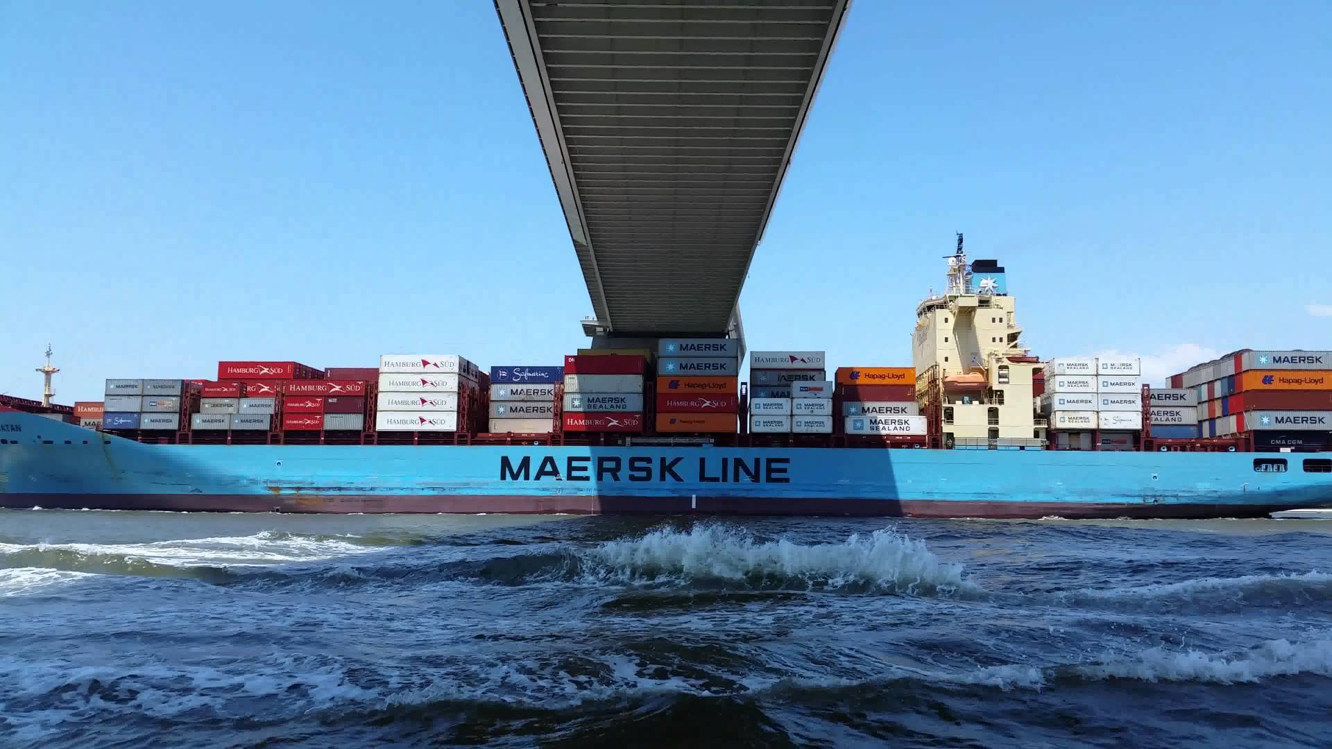 Maersk line Interview