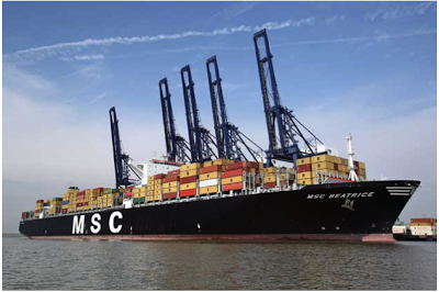 MSC Shipping Line Interview Questions-for cadets | marinersgalaxy