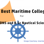 Top Maritime Colleges for DNS Course or B.Sc Nautical Science in India