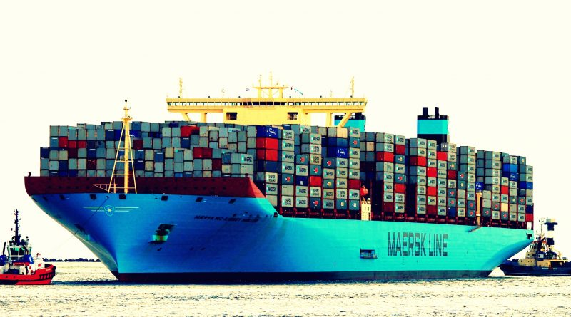 container ships