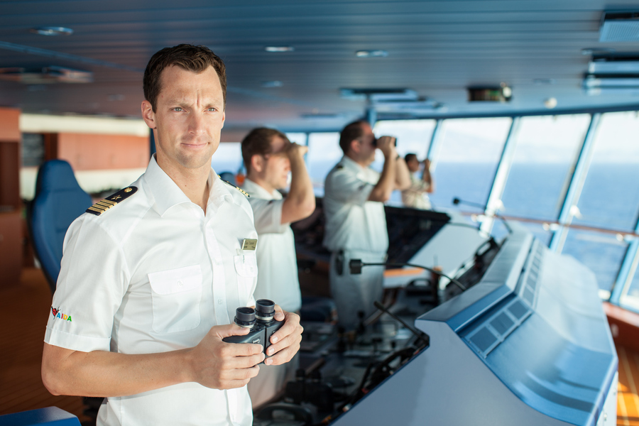 radio medical advice, navigation, merchant navy, Merchant navy captain salary
