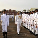 Professional grooming and etiquette for sailors