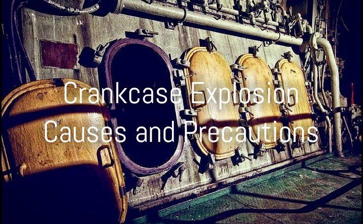 Crankcase Explosion