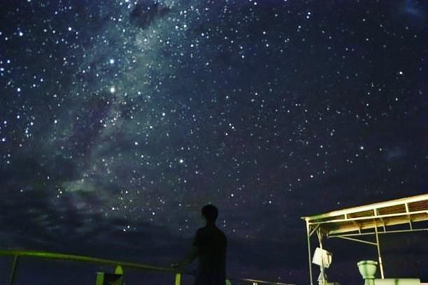 Night At Sea