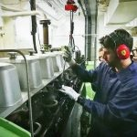 Marine engineering as a career, Job Scope and Salary