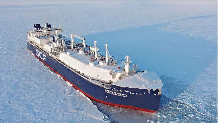 ice breaker ships, co2 carrier
