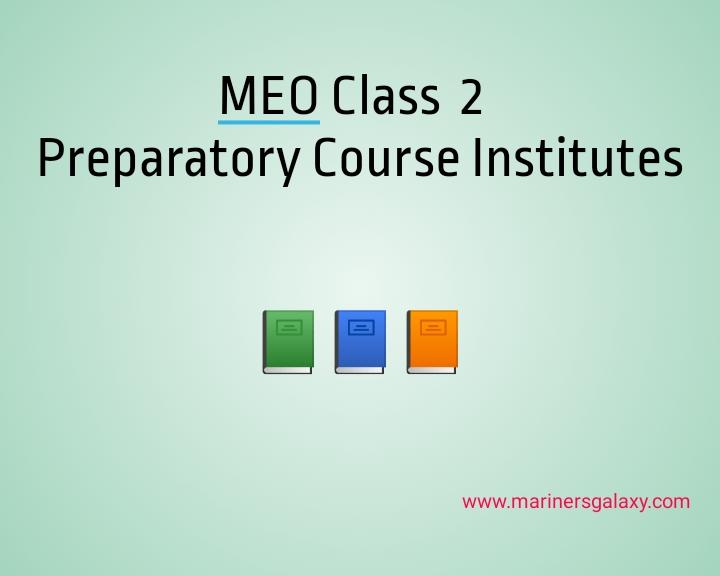 meo class 2 preparatory course