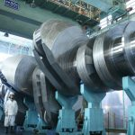 Crankshaft: Types, Stress and Deflections