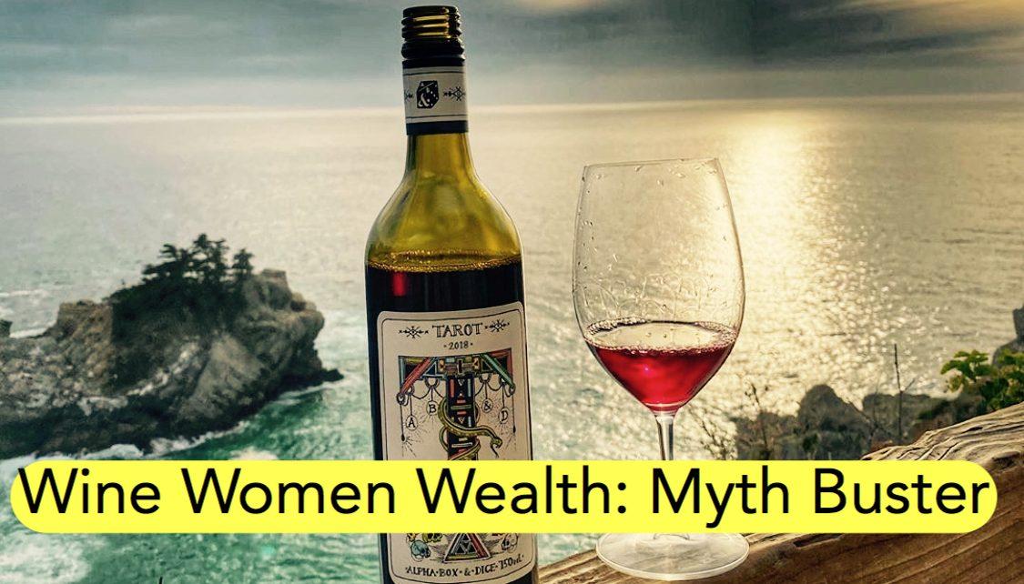 wine women
