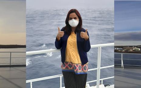 Corona Virus On Ship