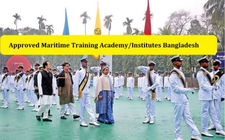 Approved Maritime Training Academy/Institutes Bangladesh