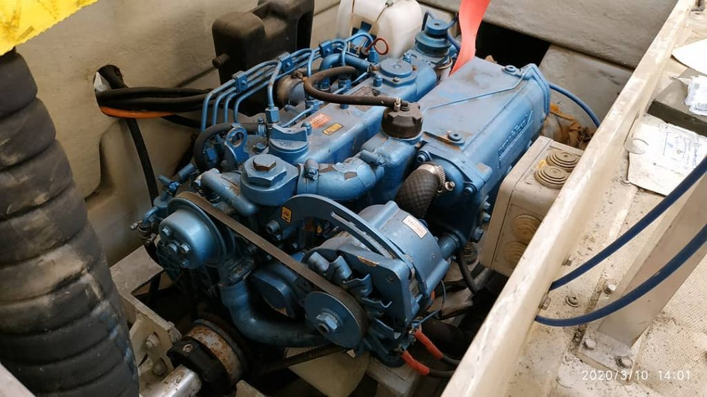 tips for sail boat engine