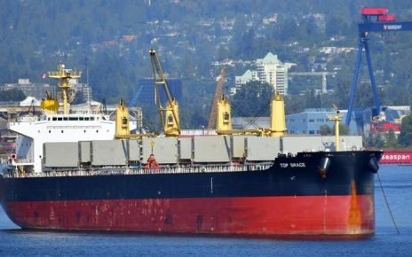 Bulk Carrier Crew Charged