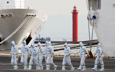 tested positive, seafarers quarantined