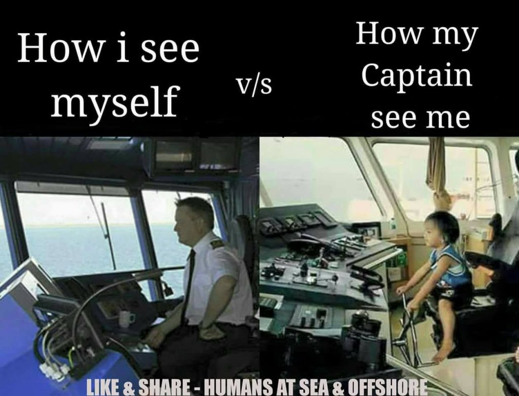 captain and cadet meme