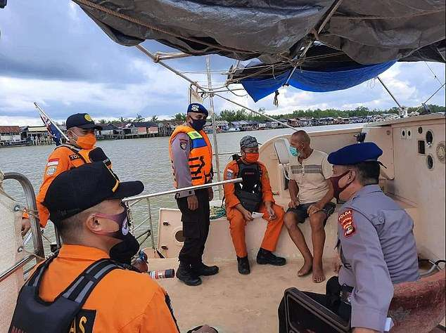 Australian Sailor Robbed