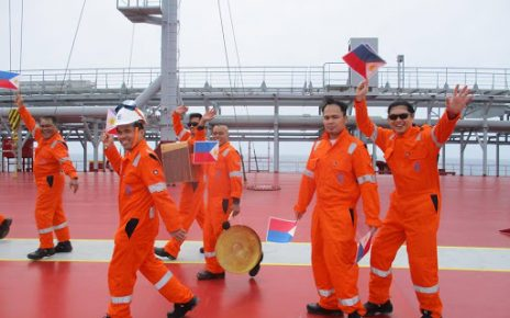 Restrictions By Philippines Lifted, seafarer's happiness index