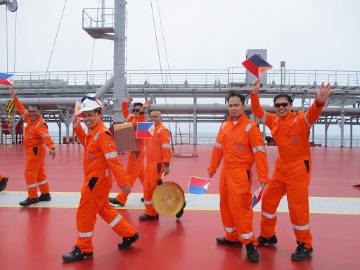 Restrictions By Philippines Lifted, seafarer's happiness index, dg approved merchant navy institutes