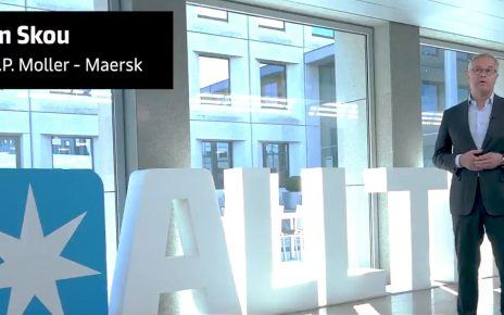 Maersk CEO