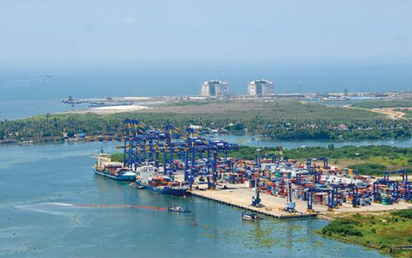 Crew Change at Cochin Port