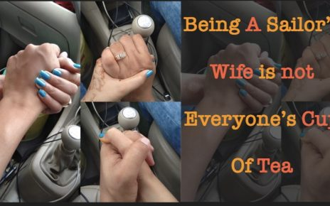 Being a Sailor's Wife