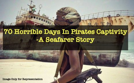 Days In Pirates Captivity