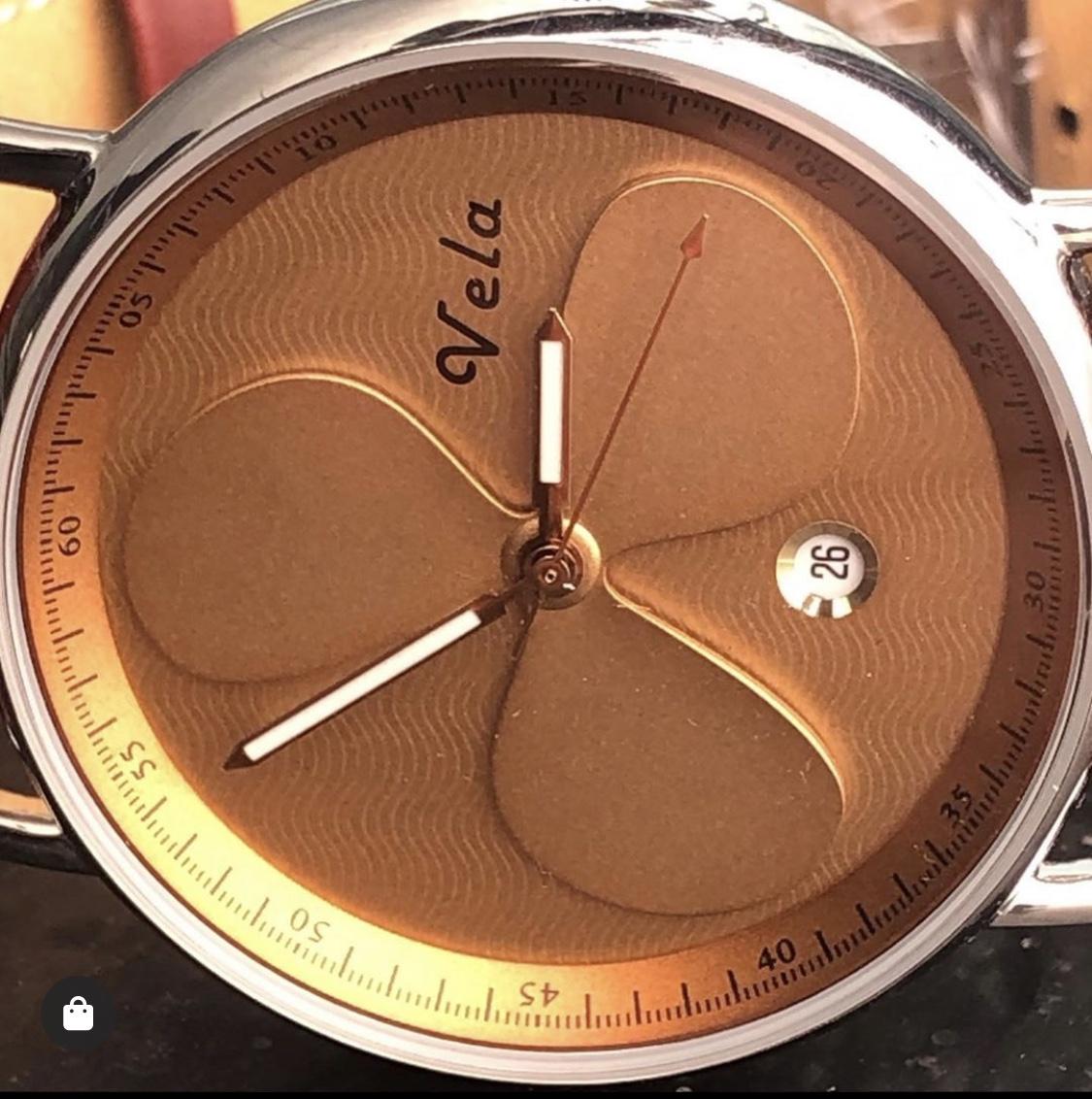Propeller Watch