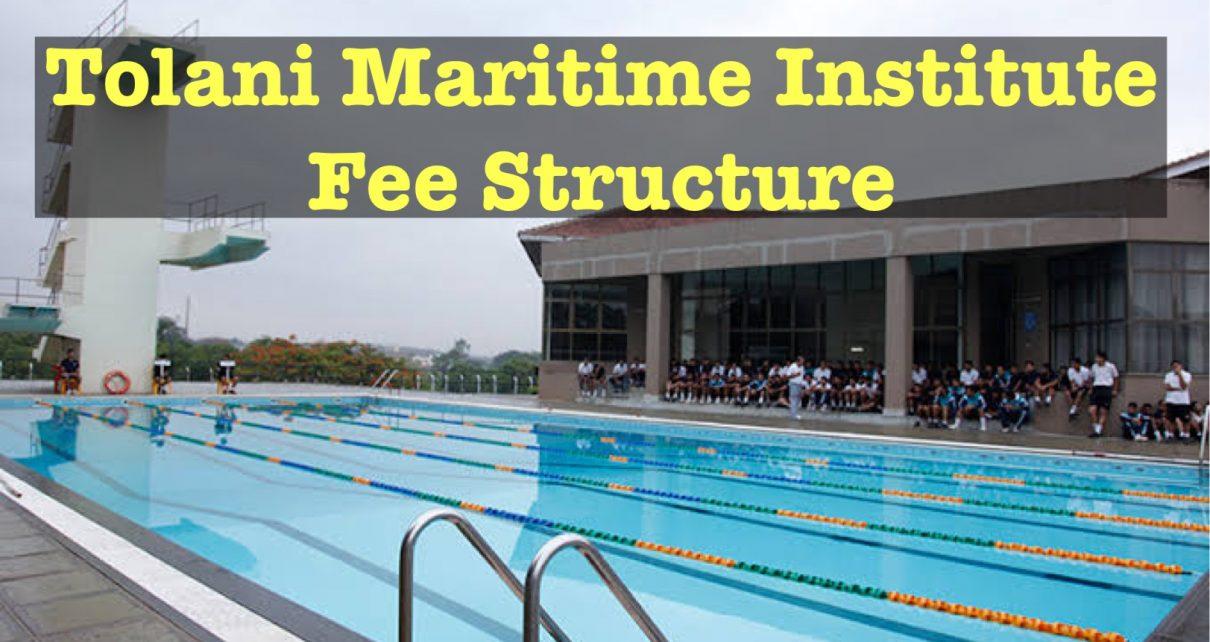 Tolani Maritime Institute Fee