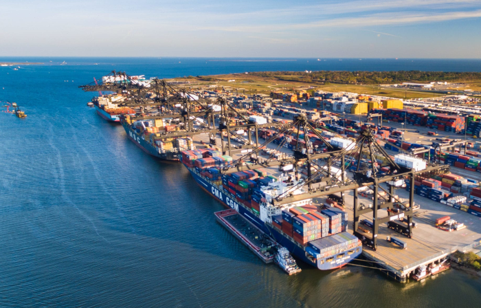 US Maritime Port
