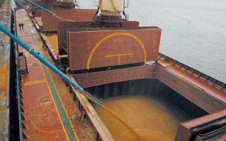grain export